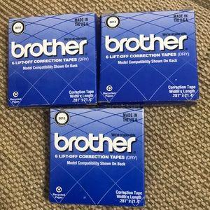 Brother Typewriter Correction Tape